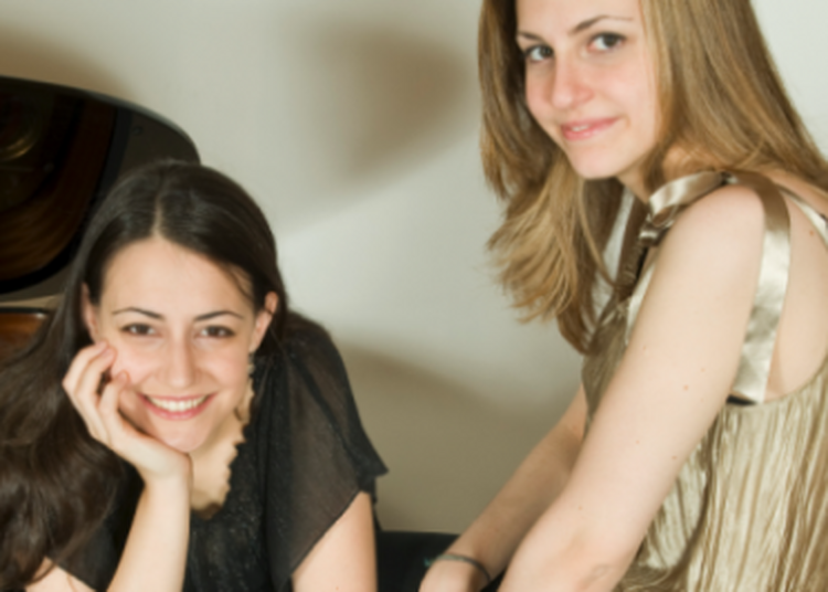 Journee Beethoven : Lidija Et Sanja Bizjak à Soissons