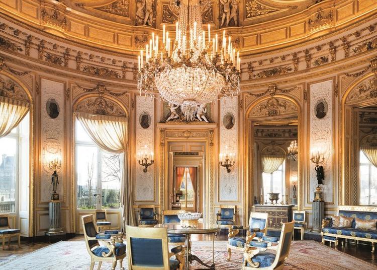 Lieux De Décision Et Lieux De Réception Du Palais De La Légion D'honneur à Paris 7ème