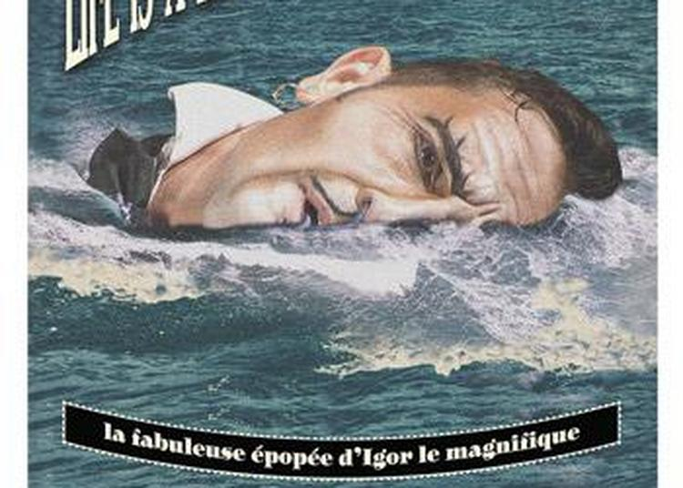 Life is a bathroom and I'm a boat à Nantes