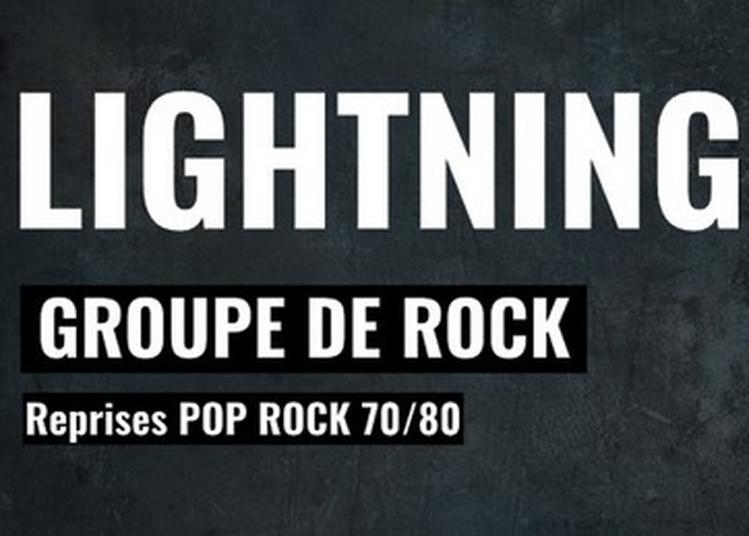 Lightning En Concert Gratuit Le Samedi 23 Juin à L'espace Agora De Santes