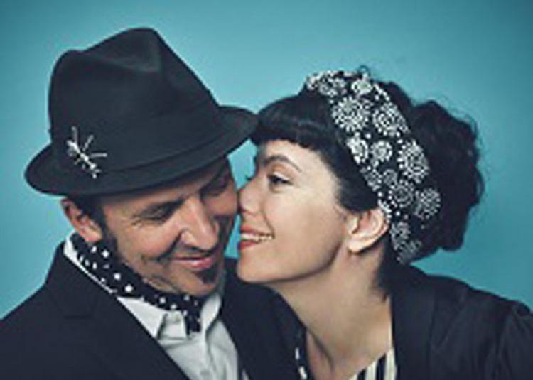 Lili Cros & Thierry Chazelle à Sotteville les Rouen