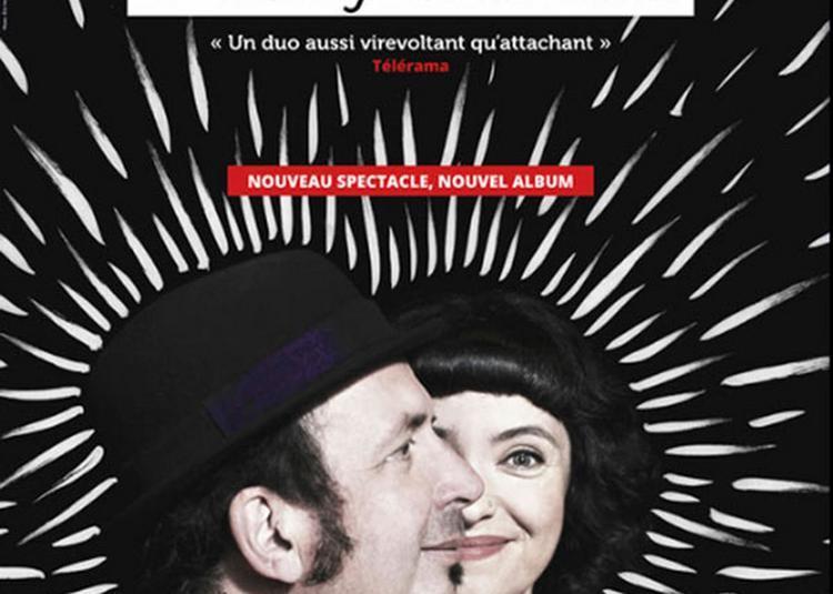 Lili Cros Et Thierry Chazelle à Bois Colombes