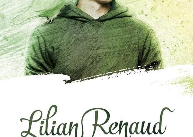 Lilian Renaud à Champagnole