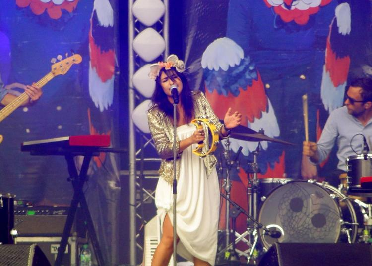 Lilly Wood & The Prick à Clermont Ferrand