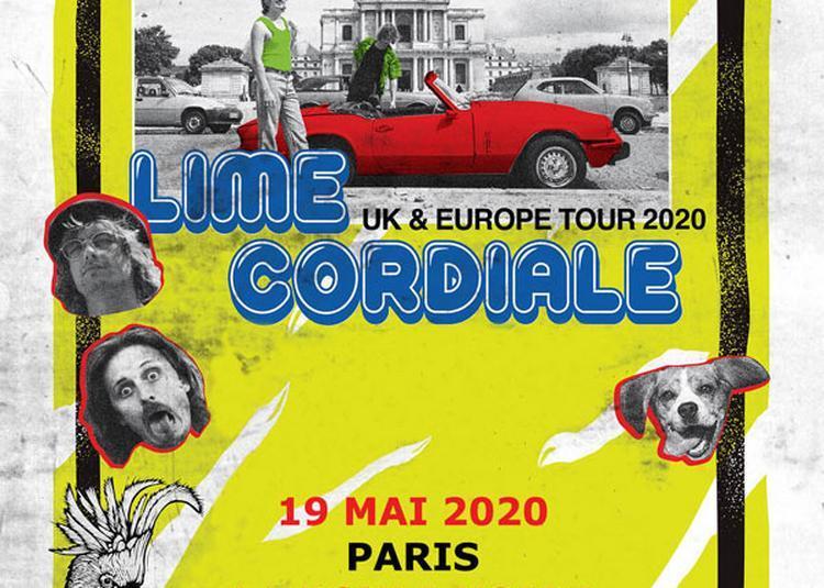 Lime Cordiale à Paris 18ème