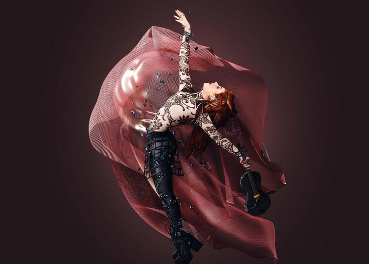 Lindsey Stirling à Boulogne Billancourt