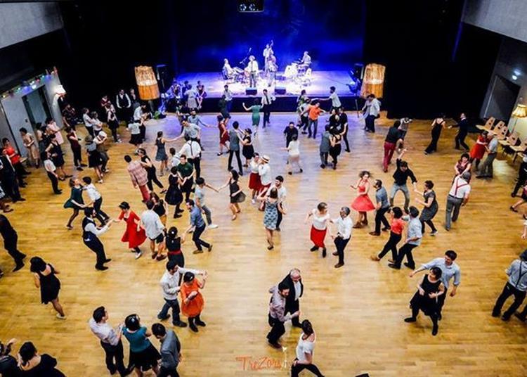 Lindy Hop Party ! à Poitiers
