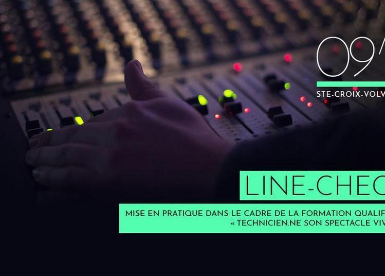 Line Check 1/2 à Sainte Croix Volvestre