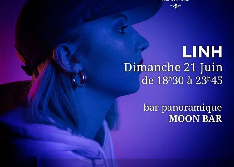 Linh en Live au Moon Bar à Nice