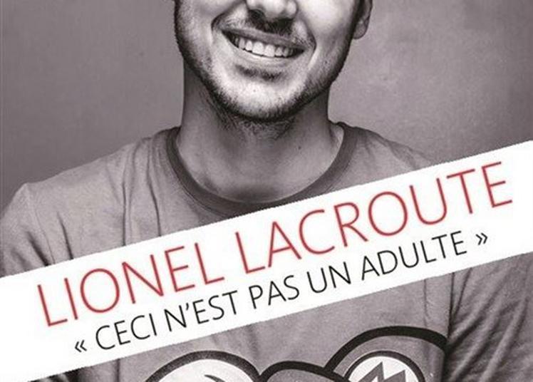 Lionel Lacroute