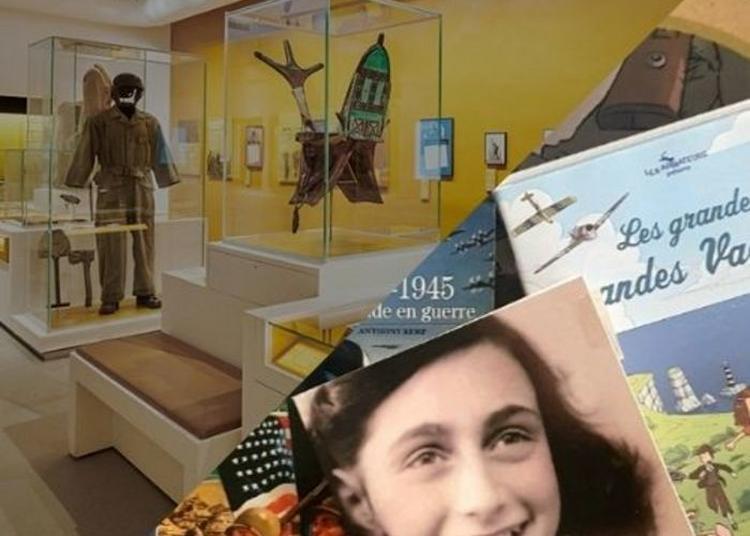 Lire Au Musée : Le Coin Lecture De La Bibliothèque Georges Brassens à Paris 14ème