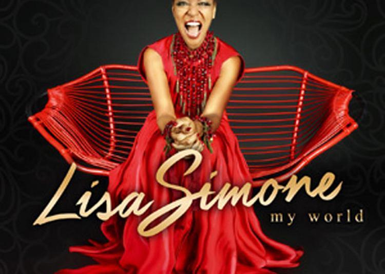 Lisa Simone à Berre l'Etang