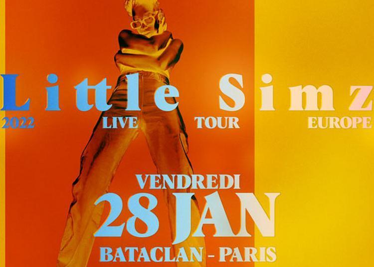 Little Simz à Paris 11ème
