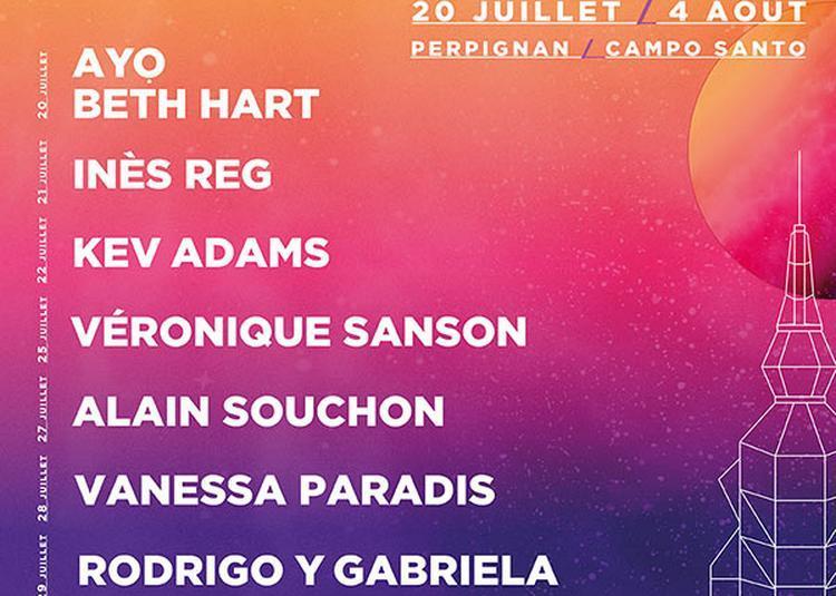 Live Au Campo - 22 Juillet 2020 à Perpignan