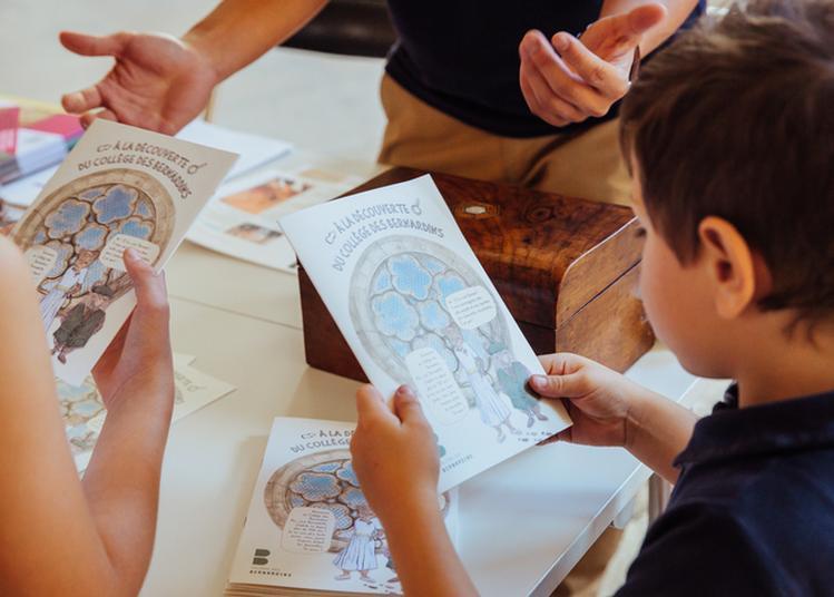 Livret-jeu Pour Les Enfants à Paris 5ème