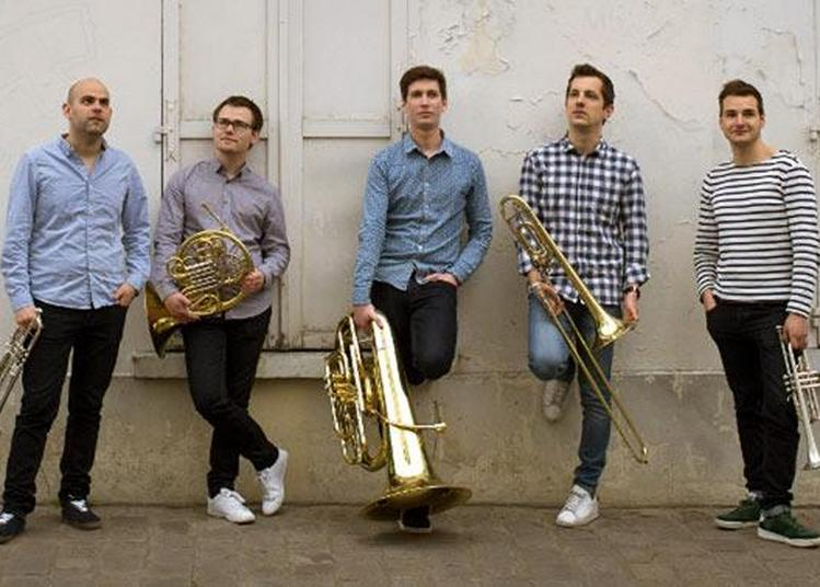 Local Brass Quintet à Marly le Roi