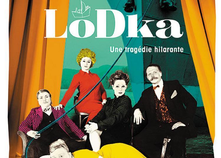 Lodka à Vallauris