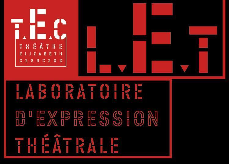Laboratoire d'Expression Théâtrale à Paris 12ème