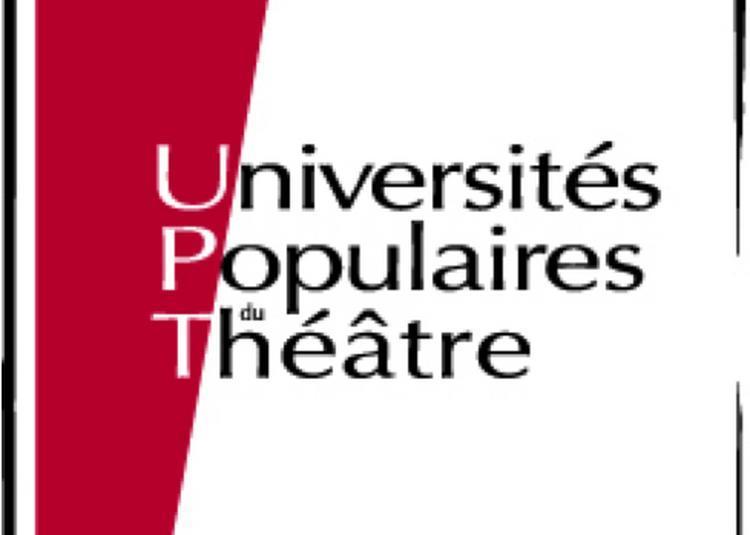 L'Affaire Crochette - Festival des Universités Populaires du Théâtre à Avignon