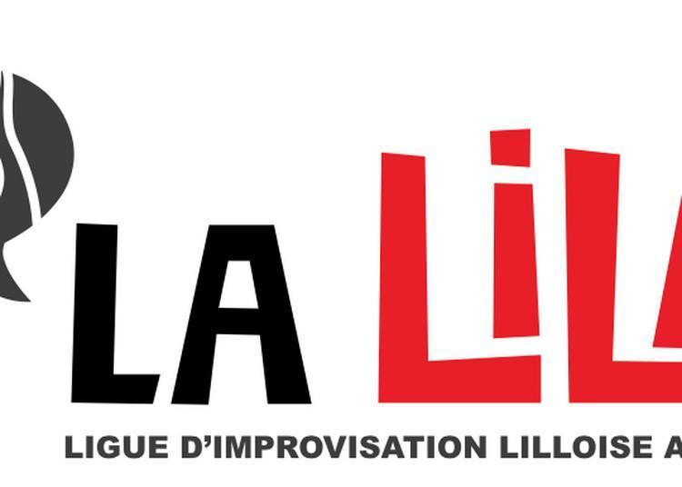 Spectacle d'impro / La Lila à Lille