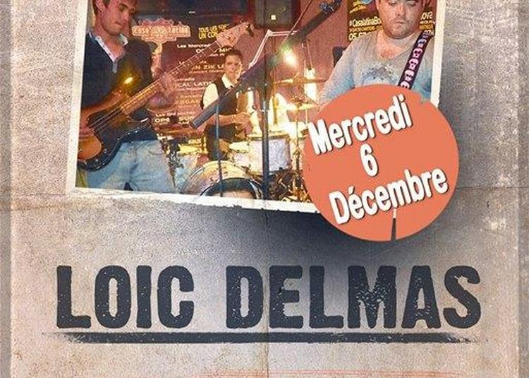 Loic Delmas à Bordeaux