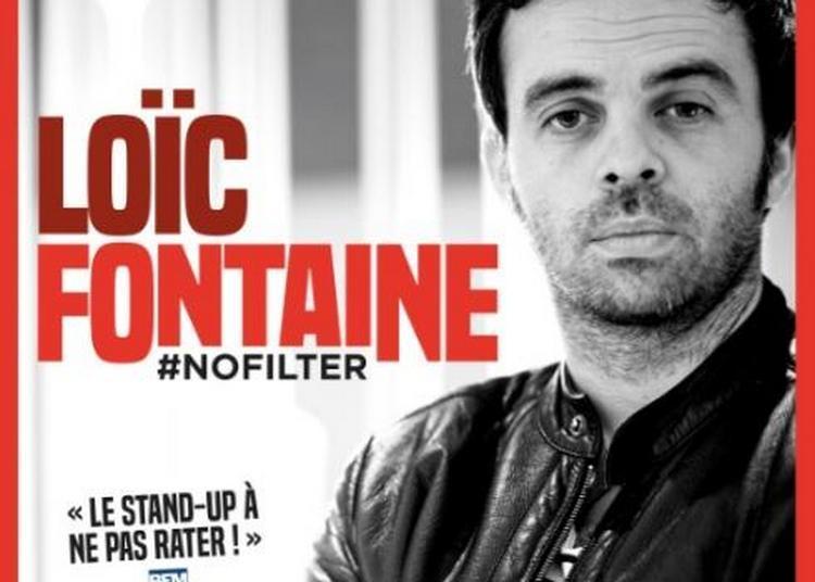 Loic Fontaine à Paris 2ème
