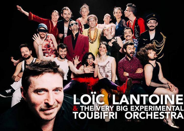 Loic Lantoine & Toubifri Orchestra à Rillieux la Pape