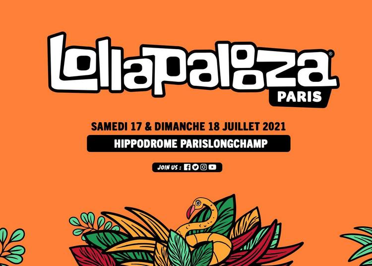 Lollapalooza Paris 2021