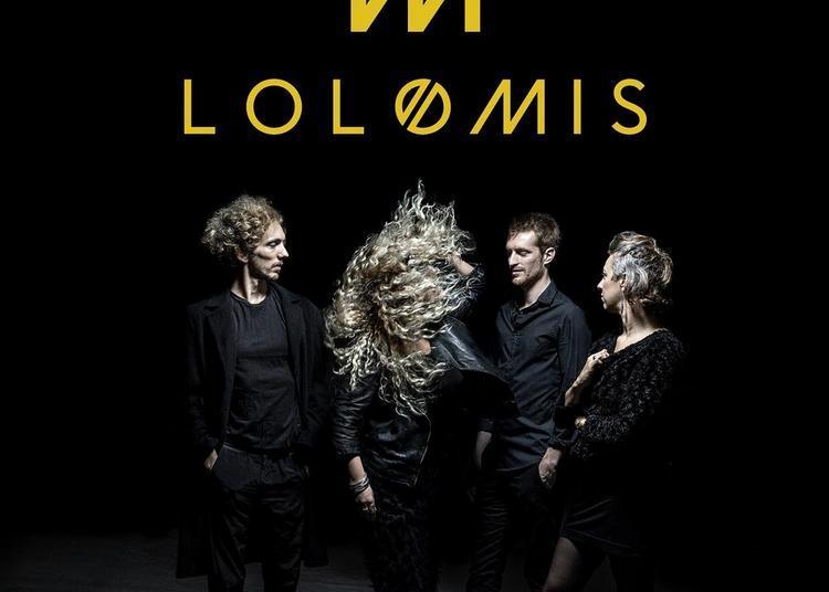 Lolomis à Paris 20ème