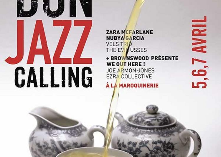 London Jazz Calling 2018
