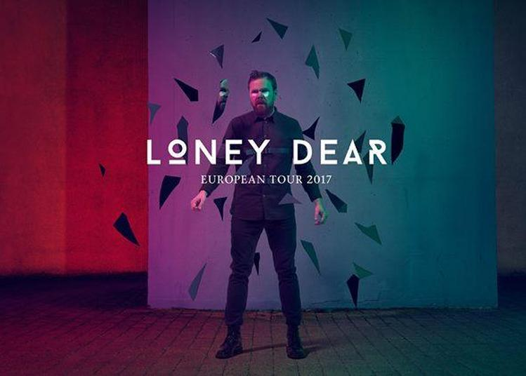 Loney Dear à Paris 12ème