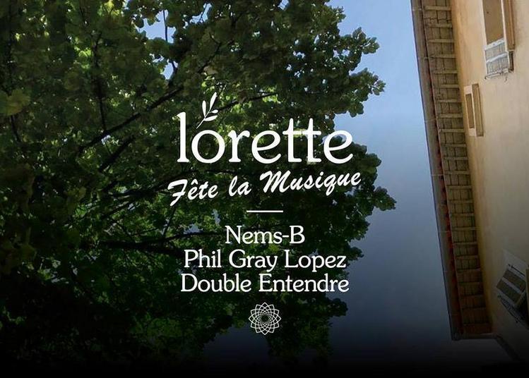 Lorette fête la musique à Marseille