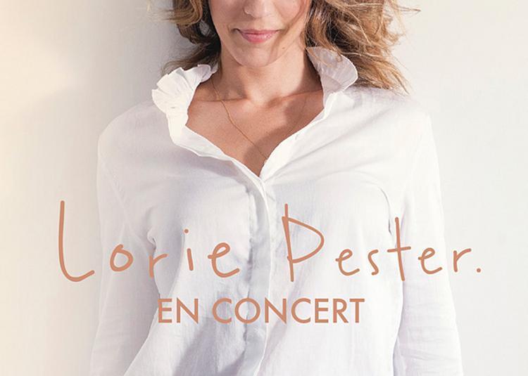 Lorie Pester à Toul