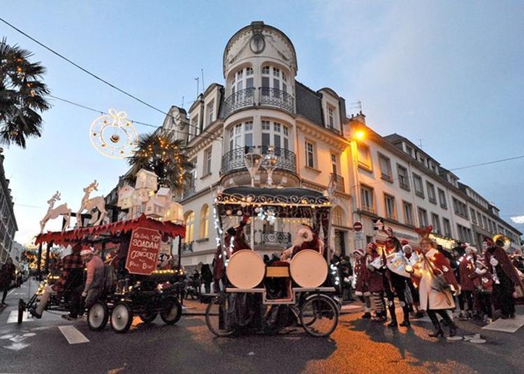 Lorient s'illumine et lance les festivités de Noël !