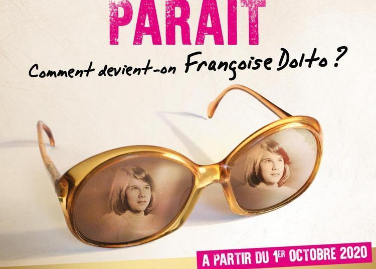 Lorsque Francoise Parait à Paris 18ème