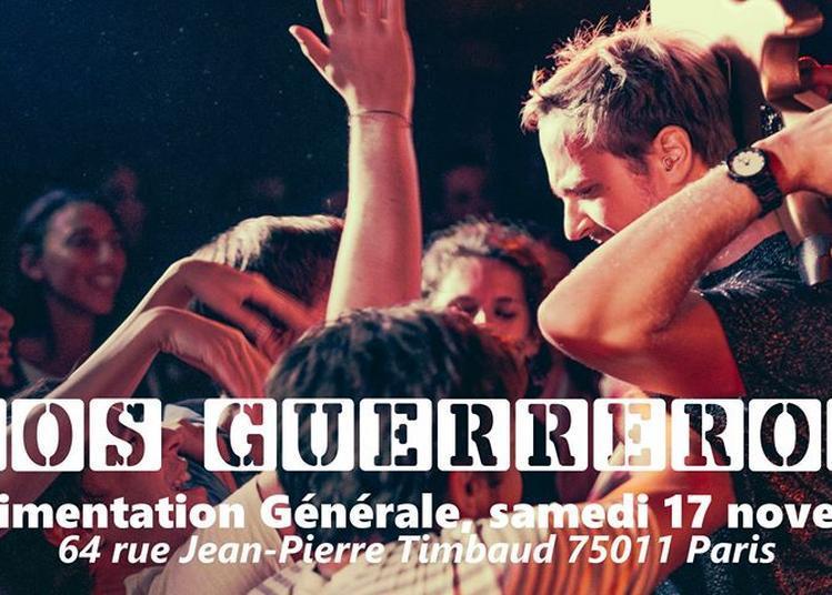 Los Guerreros à Paris 11ème