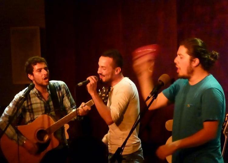 Los Peregrinos chanson, slam, musique du monde à Grenoble