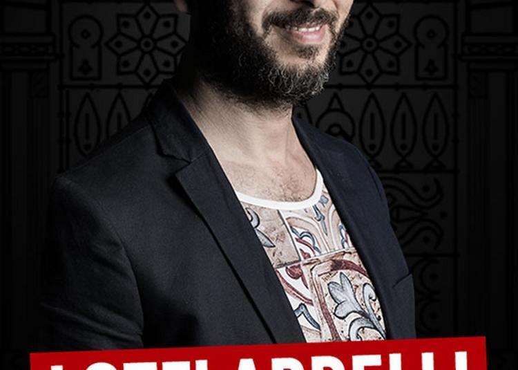 Lotfi Abdelli à Paris 11ème