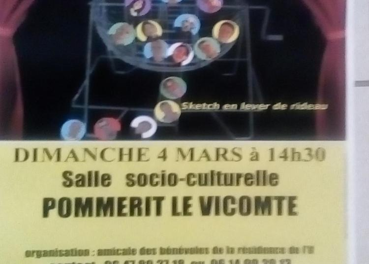 Loto satisfaction à Pommerit le Vicomte