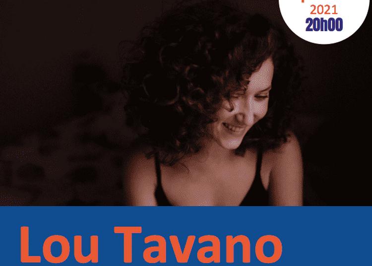Lou Tavano à Paris 15ème