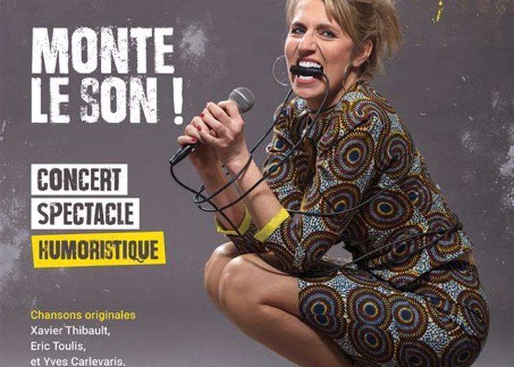 Lou Volt monte le son et capte le show ! à Paris 19ème