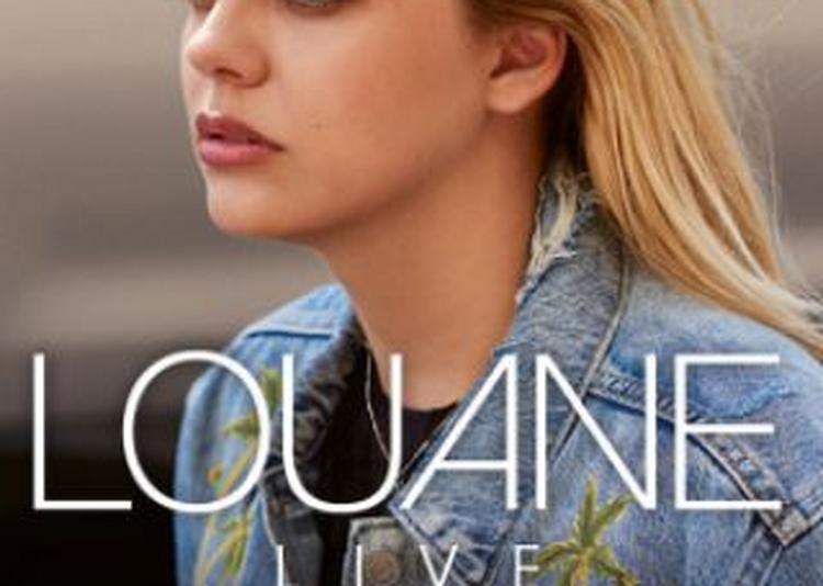 Louane à Paris 18ème
