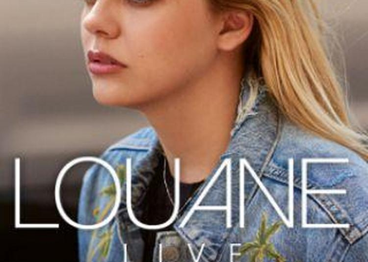 Louane à Nantes