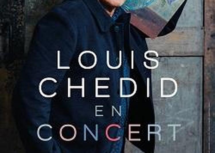 Louis Chedid à Le Mans