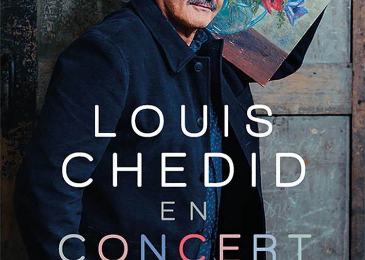 Louis Chedid - report à Paris 9ème