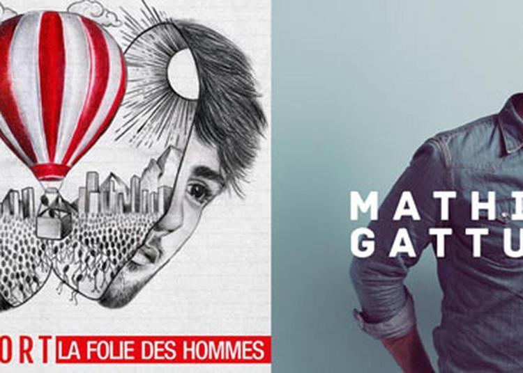 Louis Delort + Mathieu Gattuso à Bourg en Bresse