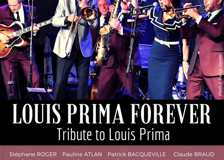 Louis Prima Forever, Tribute To Louis Prima à Paris 14ème