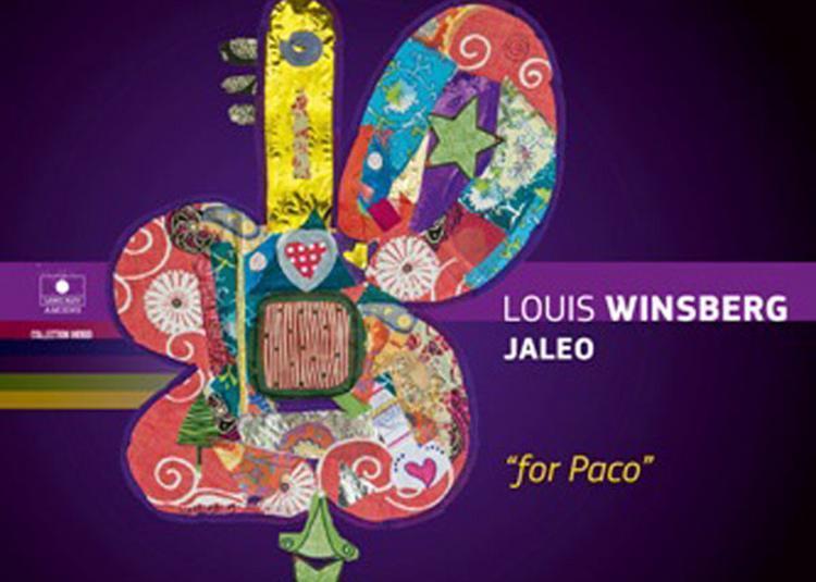 Louis Winsberg Jaleo à Paris 11ème