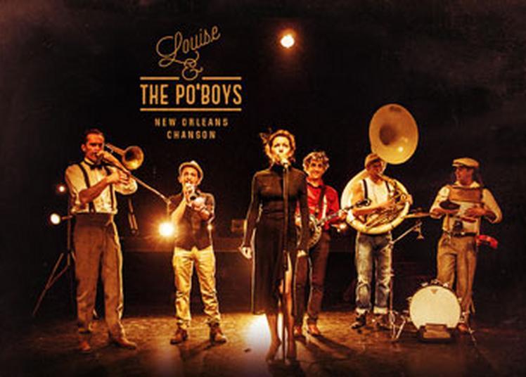 Louise & the Po'Boys à Rasteau