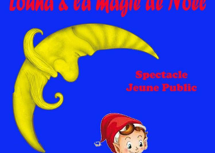 Louna Et La Magie De Noel à Nice